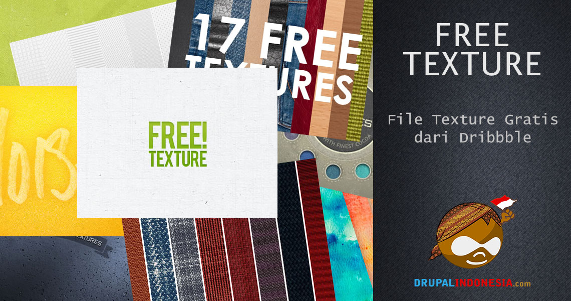 Free Texture from Dribbble
